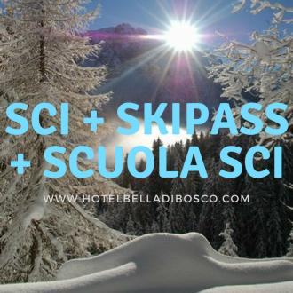 Hotel&Skipass&.. SkiSchool: Do you want to learn to ski? This is the right offer for you!