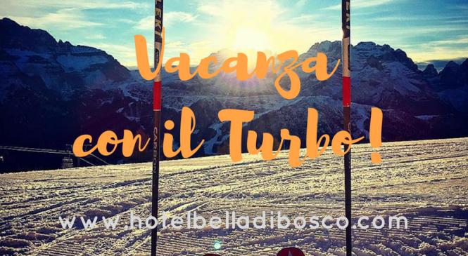 Turbo holiday.. Super offer for who love skiing.. Hotel&Skipass from 549 euro!