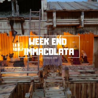Week End Immacolata 2020 a 495 euro a camera